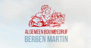 Logo Algemeen Bouwbedrijf Berben Martin