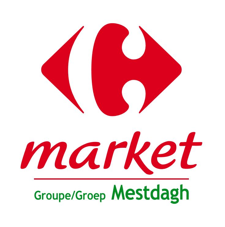 Logo market - Groupe Mestdagh
