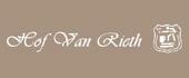 Logo Hof Van Rieth