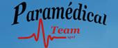 Logo Paramedical Team - service d'ambulance