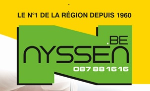 Logo Immo Nyssen sa