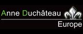 Logo Anne Duchateau Europe.