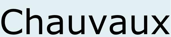 Logo Chauvaux