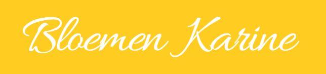 Logo Bloemen Karine
