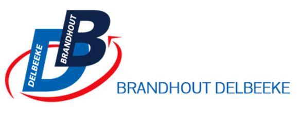 Logo Brandhout Delbeeke-Catteeuw