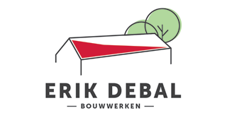 Logo Alg Bouwondernem Debal Erik