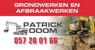 Logo Doom Grondwerken