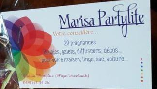 Logo Marisa Partylite