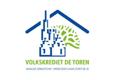 Logo Volkskrediet De Toren NV