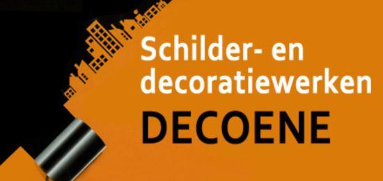 Logo Schilder- en decoratiewerken Decoene