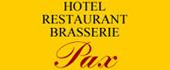 Logo Brasserie - Hotel Pax
