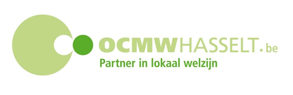 Logo OCMW-Hasselt
