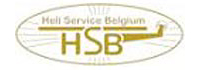 Logo Heli Service Belgium