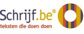 Logo Schrijf.be copy & content