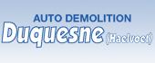 Logo Auto Démolition Duquesne