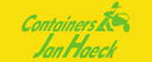 Logo Containers Jan Haeck nv