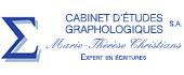 Logo Cabinet d'Etudes Graphologiques M-Th Christians sa