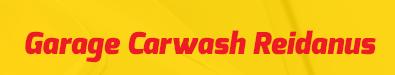 Logo Garage Carwash Reidanus