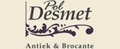 Logo Aankoop Antiek Desmet Pol