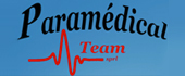 Logo Paramedical Team - service d'ambulance