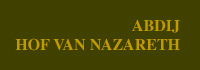 Logo Hof van Nazareth