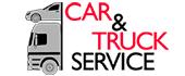 Logo Car & Truck Service