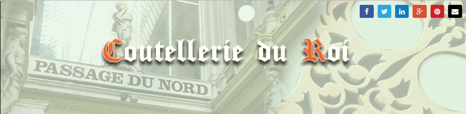 Logo Coutellerie du Roi