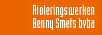 Logo Rioleringswerken Benny Smets bvba