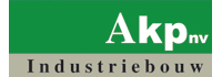 Logo AKP Industriebouw nv