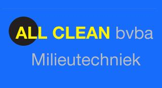 Logo All Clean Milieutechniek