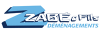 Logo Déménagements Zabé