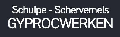 Logo Schulpe-Schevernels Gyprocwerken