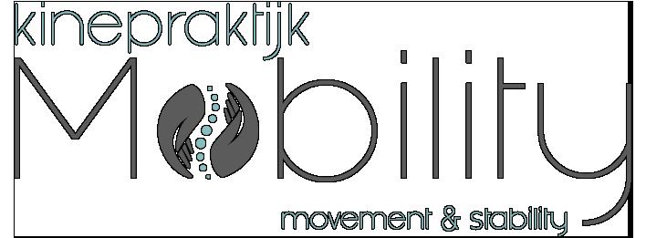 Logo Kinepraktijk Mobility - by Gertjan Van Gils