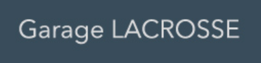 Logo Garage Lacrosse