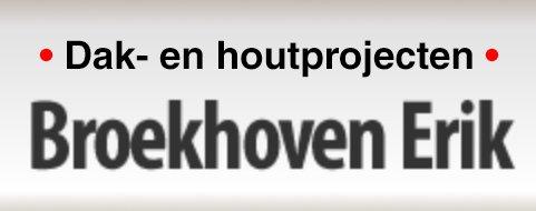 Logo Dak en Houtprojecten Broekhoven Erik