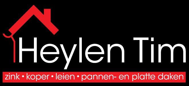Logo Dakwerken Heylen Tim