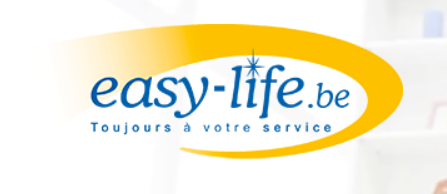 Logo Easy-Life.be sprl