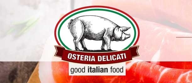 Logo Osteria Delicati