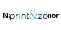 Logo print&zo