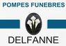Logo Delfanne Thierry Pompes Funèbres