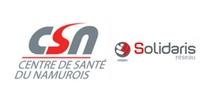 Logo Centre de santé du namurois