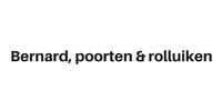 Logo Bernard, poorten & rolluiken