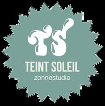 Logo Zonnestudio Teint Soleil