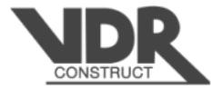Logo VDR Construct