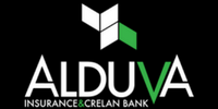 Logo Alduva insurance & crelan bank