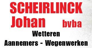 Logo Scheirlinck Johan bvba