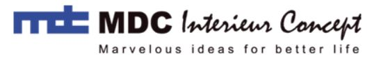 Logo MDC Interieur Concept