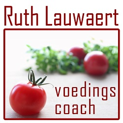 Logo Lauwaert Ruth Voedingscoach