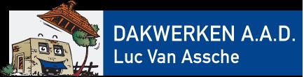 Logo Dakwerken A.A.D. Luc Van Assche