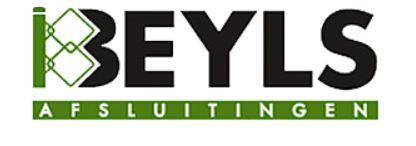 Logo Beyls Afsluitingen